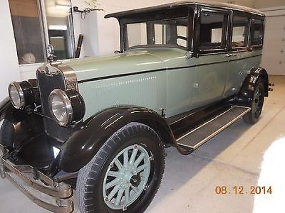Other Makes : 1927 Peerless 6-90 five passenger sedan 4 - door  1927 Peerless 6-90 sedan - http://www.legendaryfind.com/carsforsale/other-makes-1927-peerless-6-90-five-passenger-sedan-4-door-1927-peerless-6-90-sedan/