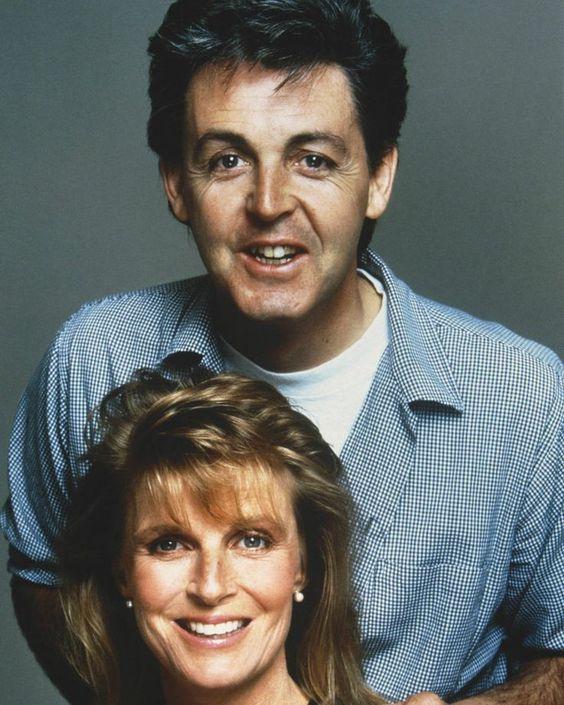 Paul and Linda <3