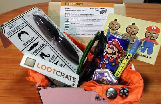 9. #butin Crate - 11 #boîtes d'abonnement incroyable d'ajouter un peu de #plaisir à votre #vie... → #Lifestyle
