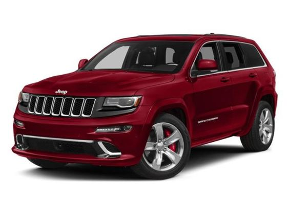 2015 Jeep Grand Cherokee Srt8 For Sale In Toronto