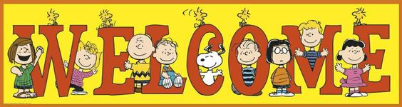 peanuts, welcome back to school - Google Search