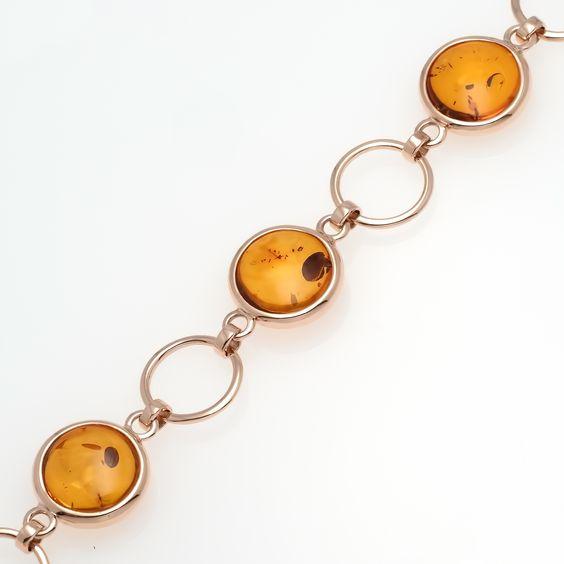 """Браслет с балтийским янтарем в золоте. Ювелирный Дом """"Сигма Голд"""". Sigma Gold Jewelery House#amber#beautiful jewelry#Натуральный балтийский янтарь#amber#Ювелирный дом Сигма Голд#"""