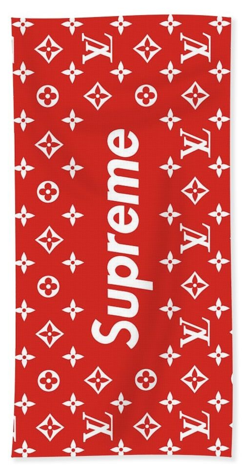 Supreme Louis Vuitton White Pattern Red Face Mask For Sale By Supla Fresh In 2020 Louis Vuitton Pattern Louis Vuitton Supreme Tag Art