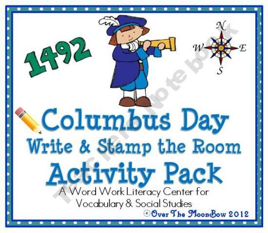 columbus day essay Columbus day brings to mind the nina, the pinta and the santa maria but some places would rather you think of the sioux, the suquamish and the chippewa.