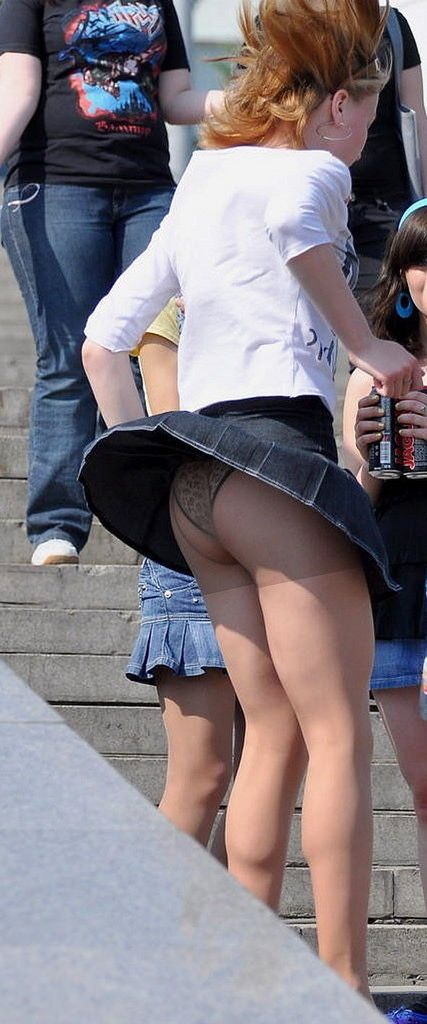 Oops Upskirt For Your Eyes