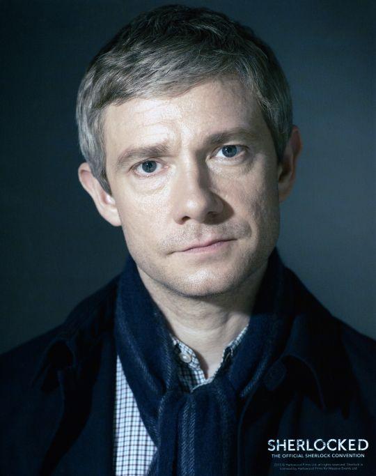 I\u0027m John Hamish Watson I\u0027m the bloke that puts up with Sherlock