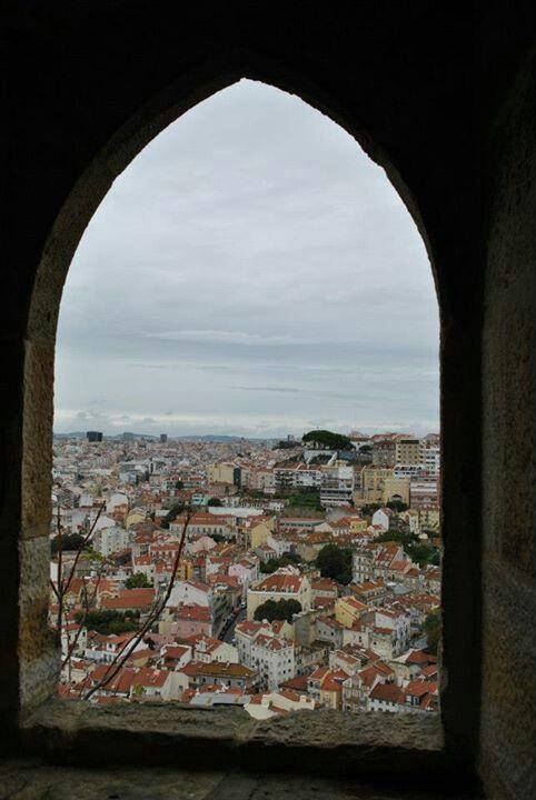 Lisboa cuesta p'arriba cuesta p'abajo
