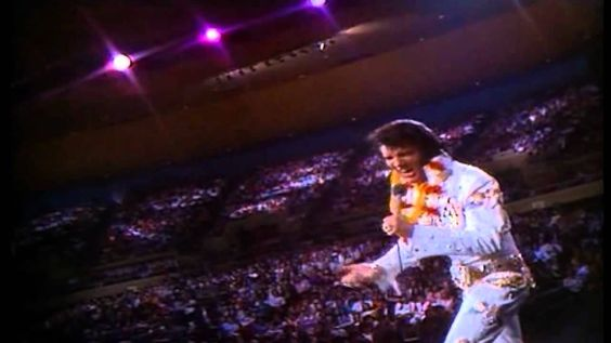 Elvis Presley - Can't Stop Loving You Aloha From Hawaii HD 1973