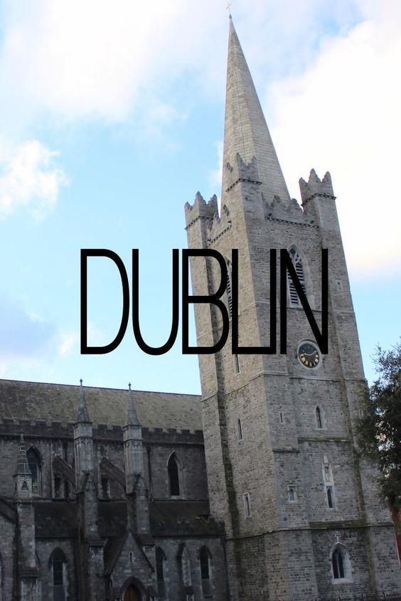 Dublin Blogger Travelguide TheBlondeLion