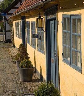 Visit Tranekær - en eventyrlig slotsby på Langeland
