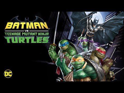 Batman Vs Teenage Mutant Ninja Turtles Official Trailer Youtube Batman Vs Ninja Turtles Teenage Ninja Turtles