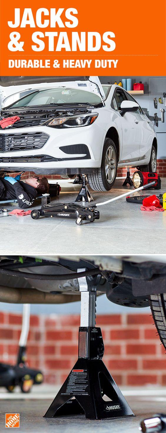 Jacks Stands Home Car Lift Jack Stands Portable Car Lift