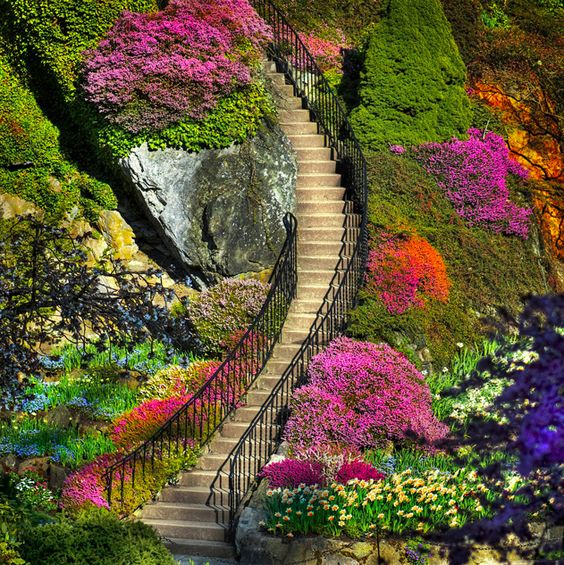 Gardens Beautiful And Victoria Island Canada On Pinterest
