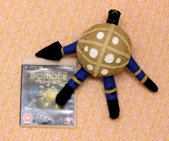 Bioshock 2 - Big Daddy plush