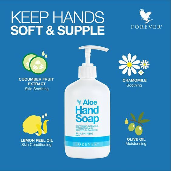 Aloe Hand Soap Your New Favorite Way To Wash Your Hands Aloe Hand