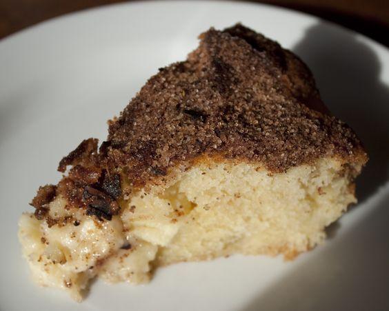 Apple spice cake with aniseed, cardamom and cinnamon | Apple-icious ...