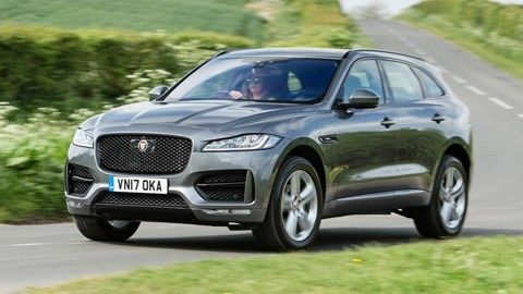 Jaguar F Pace Review Uk In 2020 Jaguar Suv Car Lease Car