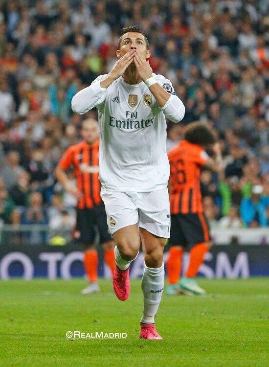 Real Madrid-Shakhtar 4-0 15/9/2015
