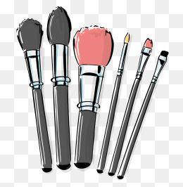 Pin De Iara Molina Parodi Em Printableu Maquiagem Png Pinceis De Maquiagem Maquiagem