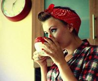 Bandana Wear - How to Wear it Pin-up girl style!#Repin By:Pinterest++ for iPad#