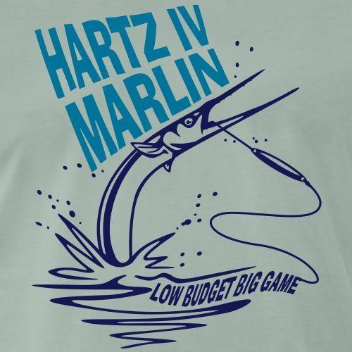 Hartz IV Marlin Meeresangler T Shirt#doctorcatch #angelshirt