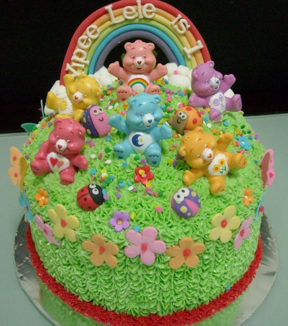 care bear cake care bears miss you and the o jays on 2455
