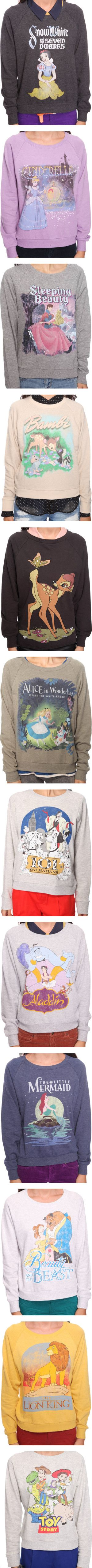"""""""Forever 21 Disney Sweatshirts"""" by scarscar93 ❤ liked on Polyvore"""