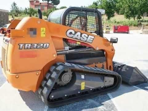 Case Sv300 Skid Steer Loader Operation Manual Pdf Skid Steer Loader Repair Repair Manuals