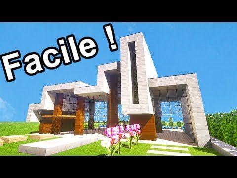 Maison Minecraft Facile
