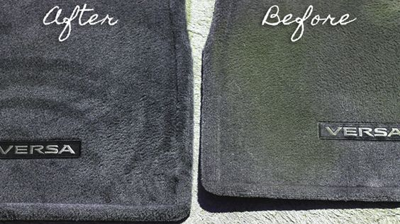 You only need a few inexpensive ingredients to make your own DIY car upholstery cleaner and get the inside of your car looking like new again.