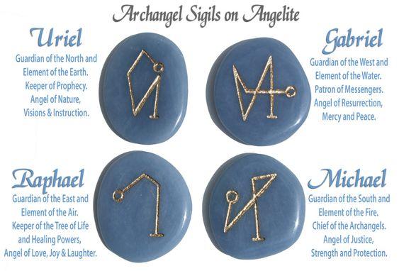archangel gabriel symbol - Google Search
