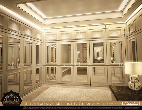 Villa interior design by algedra interior design for Classic interior design style