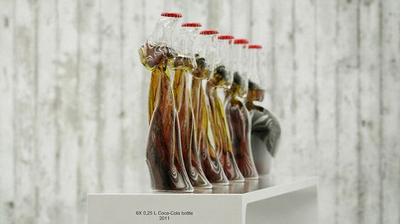 Coca-Cola   Dancing Coca-Cola bottles