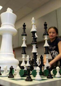 Para los fans del ajedrez.