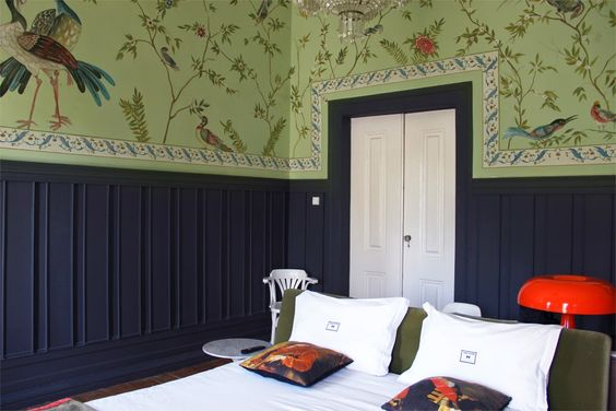 dois igual a três: Tigela de experiências: Casa Oliver  #guesthouse #lisbon #decor #interiors #green #home #travel #portugal