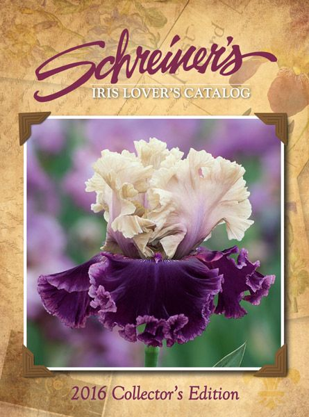 Own the Collector's Edition of our Iris Lover's Catalog. Order today.