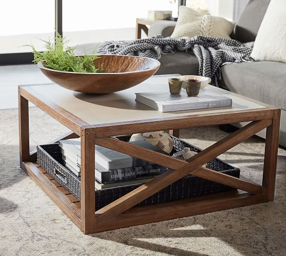 Grove Square Coffee Table Coffee Table Square Square Coffee Table Decor Square Coffee Tables Living Room
