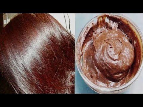 صباغة طبيعية باللون البني تغطي الشيب من أول إستعمال و مقوية لشعر Youtube In 2020 Hair Remedies For Growth Skin Care Women Hair Remedies