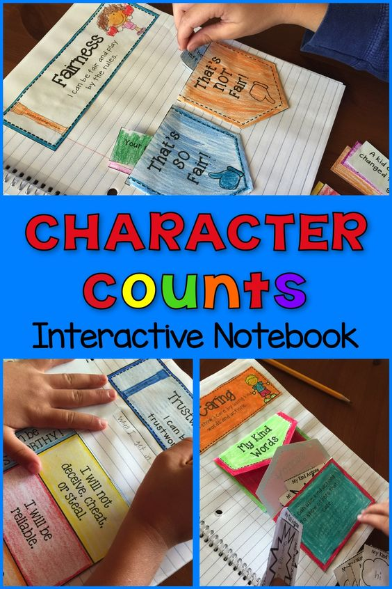 This is a great unit that will help you develop a safe, caring classroom community. Students will learn empathy as they learn about each of these character qualities and will be totally engaged as they learn how to develop strong character. This unit covers the 6 pillars of character and each lesson is packed with colorful visuals, literature connections, cooperative learning, and the much loved Interactive Notebook activities to personalize the lesson for each child! $