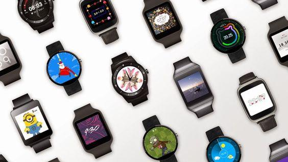 watchfaces #android llega a #Google play de manera oficial , ahora sera mas facil personalizar tu #smartwatch