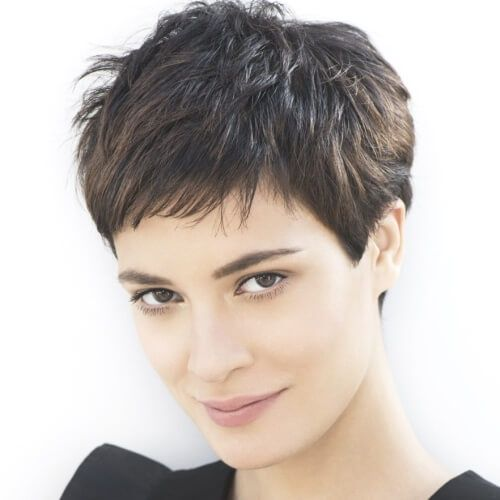 Fashion Short Haircuts For Thick Hair Super Awesome 55 Alluring Ways To Sport Short Haircuts Thick Hair Styles Short Hairstyles For Thick Hair Thick Wavy Hair