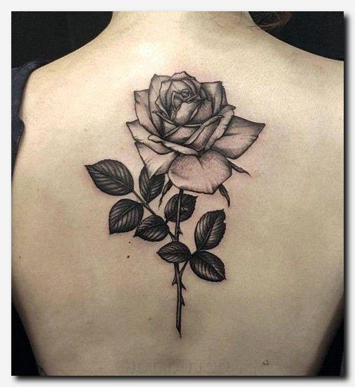 100 Meaningful Rose Tattoo Designs Hot Tattoo Back Tattoo Women Rose Tattoo On Back Rose Tattoo Design