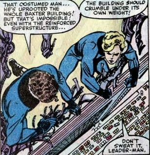 Fantastic Four #249-250 : SuperMegaMonkey : chronocomic