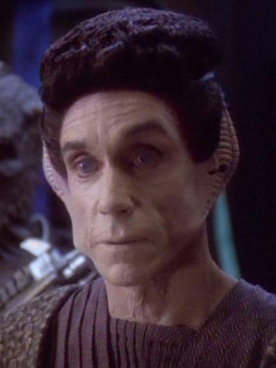 Iggy Pop as Yelgrun (Vorta) - Seriously?  It's actually an improvement!!
