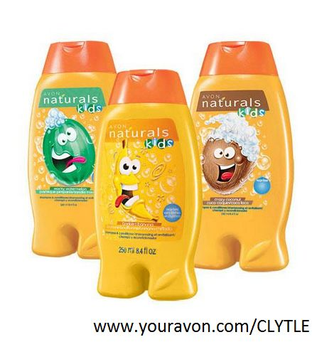 Naturals Kids Amazing Shampoo & Conditioner $5. Make bath time playtime! Gentle hair care that kids can use every day! Tear-free formulas are dermatologist and ophthalmologist tested. Ages 3 and up. 8.4 fl. oz.