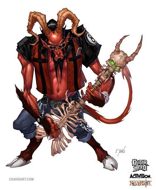Satanic Shredder