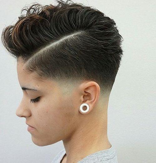 10 Iro Haarschnitt Frauen Kinder Manner Damen In 2020 Irokesenschnitt Styling Kurzes Haar Haarschnitt