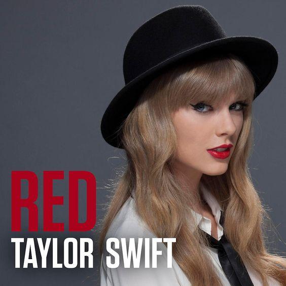 Resultado de imagen para taylor swift red