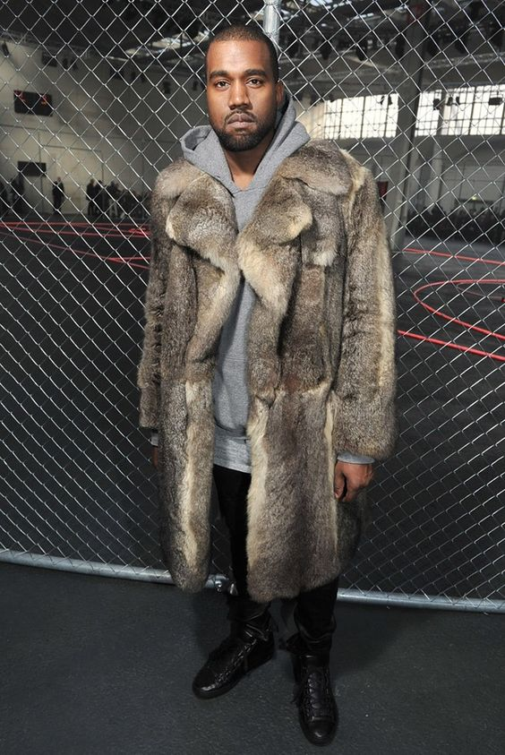 Oh Kanyizzle!  Kanye West [Photo by Stéphane Feugère]