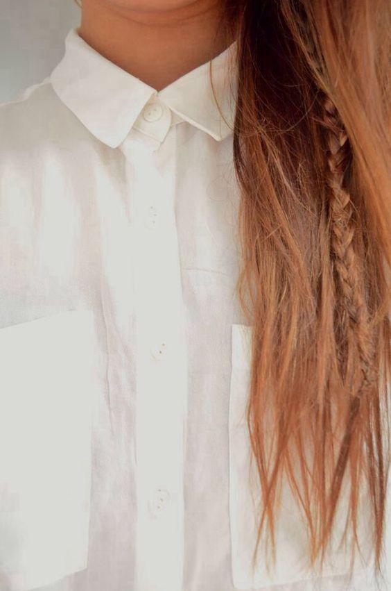Sneaky braid